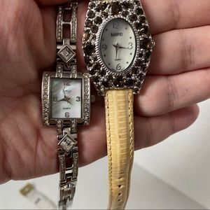 BUNDLE OF 2 WATCHES